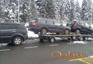 Prevoz automobila prikolicom