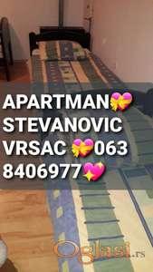 Apartmani Vrsac - Apartmani GORDANA STEVANOVIC