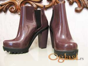 Gumene cipele/čizme   MELISSA   br. 39