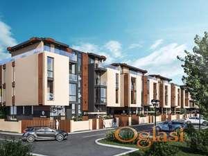 OZON GRADNJA - INVESTITOR prodaje ČETVOROSOBAN stan u izgradnji 89m2, Petrovaradin
