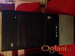 PC gigabyte x2/2gb ddr3/r7 2gb/500gb