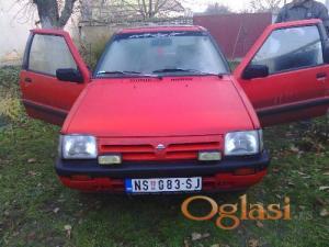 Žabalj Nissan Micra k10 1990