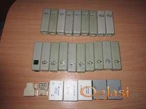 Prodajem 26 ADSL Splitera
