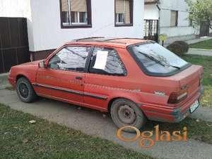 Čonoplja Peugeot 309 xr injection 1987