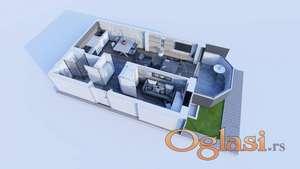 Nov jednoiposoban stan u Donjoj Vrežini