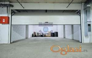 LUX opremljen stan sa garaažom
