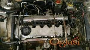 Motor 2.4 euro 2 Alfa 156