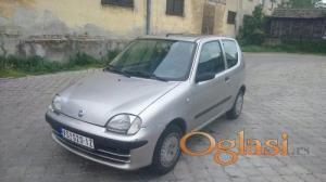 Vrbas Fiat Seicento 2001