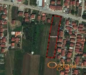 Prodajem plac u Leskovcu na Bojnickom putu.