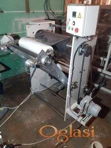 Mašina za premotavnje industriske i streč folije za domaćinstva