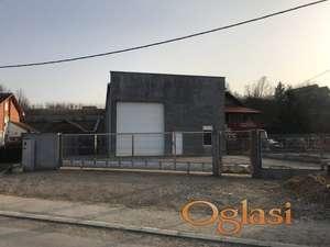 Izdajem Beograd HALA magacin poslovni proizvodni prostor 330m2+50m2