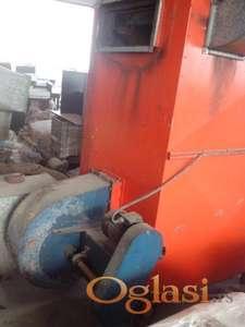 Peć sa gorionikom na gas Weishaupt WG30  N1-A