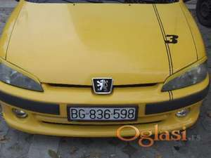 Beograd Peugeot 106 Sportski