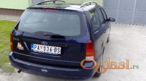 Banatski Karlovac Ford Focus 1.6l 2001