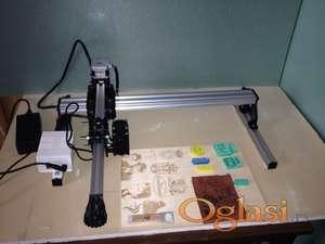 Mini CNC laser