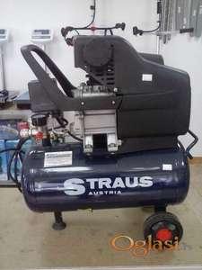 Kompresor 24-50 litara STRAUS