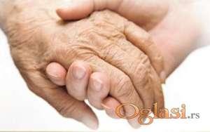 Pomoć u kući i nega starije osobe