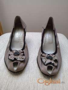 Nove ženske cipele, kožne, br. 38