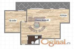 Izgradnja sa rokom septembar 2021. Cena je sa pdv-om. -ADRIJANA-0631678412
