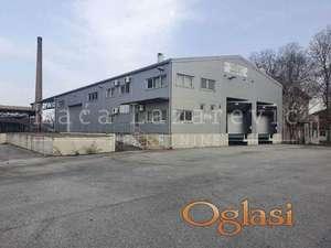 Industrijska poslovna zgrada u Šidu ID#28206