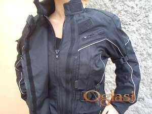 Zenska moto jakna
