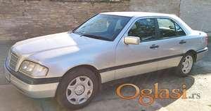 Mercedes C 220D Automatik