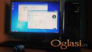 Odličan mali Lenovo i3/4GB RAM/320GB/Original Windows
