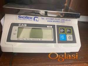 Profesionalna vaga 2kg CAS SW 1S