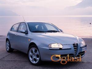 Beograd Alfa Romeo 147 2002
