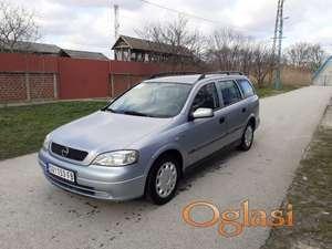 Opel Astra G 2001. 1,7DTI Isuzu reg. do 9.2021.