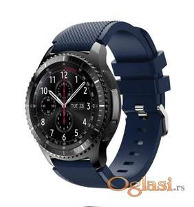 Teget narukvica Galaxy Watch 46mm Huawei GT2 22mm