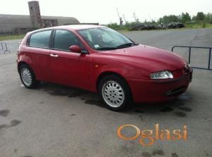 Novi Sad Alfa Romeo 147 1,9 JTD 2002