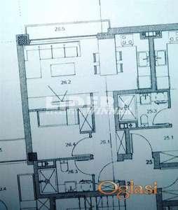 Luksuzna novogradnja u početnoj fazi gradnje ID#113546
