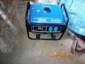 Agregat za struju / Generator za struju Benzin CMI TG 2700