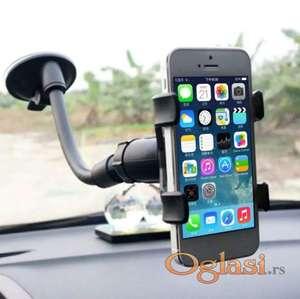 Rotacioni Auto Držač za Telefone za vetrobransko staklo