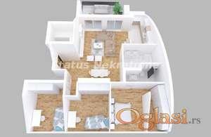 FANTASTIČAN ČETVOROSOBAN STAN 119 m2 IZGRADNJA U BLIZINI CENTRA GRADA-povraćaj PDV-a