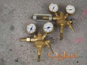 Regulator Pritiska TELEOPTIK Azetylen OxYgen CO2 Manometar