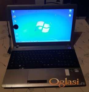 Samsung RV515 15.6/AMD E-450/2gb ddr3/160gb