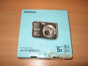 FUJI AX 550 finepix digitalni fotoaparat