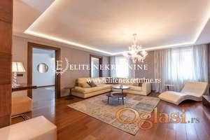 Izdavanje- Luksuzan penthouse duplex na Vračaru , garaža