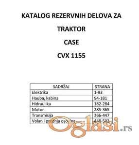 Case CVX 1155 - katalog delova