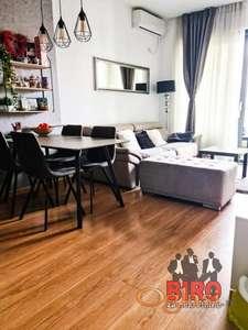 50 m2 lux dvosoban stan u strogom Centru