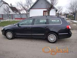 Volkswagen Passat B6 V8 BOSCH