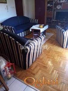 Nov 1. 0. stan u Mirijevu, 38 m2, lođa, 43000 ID#1471