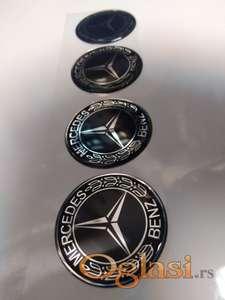 Mercedes stikeri za felne