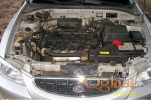 Kraljevo Hyundai Accent 2002