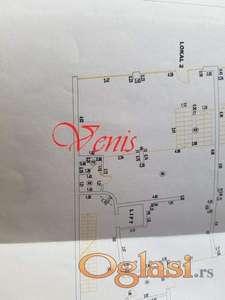 CENTAR  ULIČNI LOKAL Marka Miljanova 155 m2 – 1000 Evra USELJIV ID#1214
