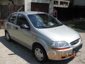 Pančevo Chevrolet Kalos 2004