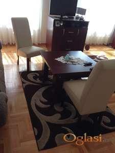 Kompletno namešten nov jednosoban stan u naselju Stepa Stepanović