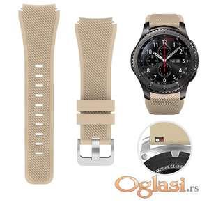 Samsung Galaxy Watch Active 2 silikonska narukvica kaiš